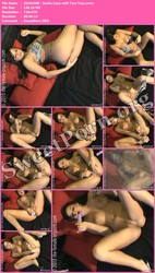 The-Female-Orgasm.com 20101008 - Sasha Cane with Two Toys Thumbnail
